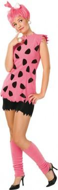 Flintstones - Pebbles - Kostüm+Perücke - Kostüm - 4 Teile - Rubie's