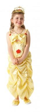 Disney - Belle - Kostümset - Kinder Kostüm - 6 Teile - Rubie's