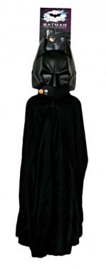 Batman Set - Cape+Maske - Größe - Zubehör - 2 Teile - Rubie's