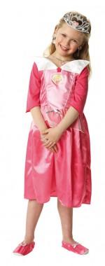 Disney - Dornröschen - Kostümset - Kinder Kostüm - 6 Teile - Rubie's