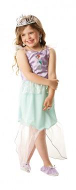 Disney - Arielle - Kostümset - Kinder Kostüm - 6 Teile - Rubie's