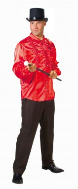 Rüschenhemd - Kostüm - 1 Teil - Rubie's