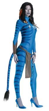 Avatar - Neyitiri - Overall+Schurz+Schwanz - Kostüm - 3 Teile - Rubie's
