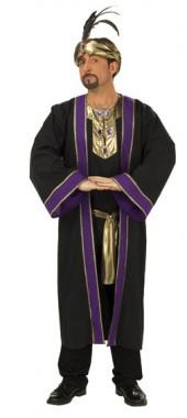 Sultan - Hemd+Mantel+Gürtel - Kostüm - 3 Teile  - Rubie's