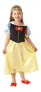 Disney - Schneewittchen - Kostümset - Kinder Kostüm - 6 Teile- Rubie's-