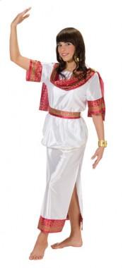 Griechin - Kleid+Schultertuch+Bindegürtel - Kostüm - 3 Teile - Rubie's