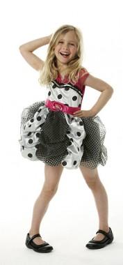 Hannah Montana - Kleid - Kinder Kostüm - 1 Teil - Rubie's