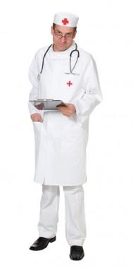Arzt - Kittel - Kostüm - 1 Teil - Rubie's