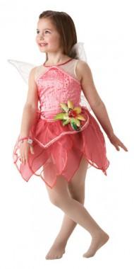 Disney Rosetta - Kleid - Kinder Kostüm - 3 Teile - Rubie's