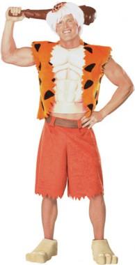 Flintstones - Bam Bam - Muskelkostüm+Perücke - Kostüm - 4 Teile - Rubie's