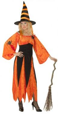 Hexe Neroli Halloween - Kleid - Kostüm - 2 Teile - Rubie's