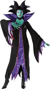 Disney Dornröschens böse Hexe - Damenkostüm - Kostüm - 2 Teile - Rubie's