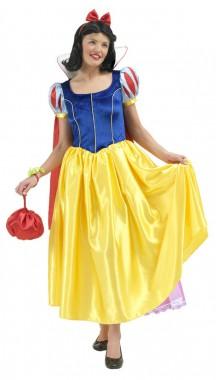 Disney Schneewittchen - Damenkostüm - Kostüm - 5 Teile - Rubie's