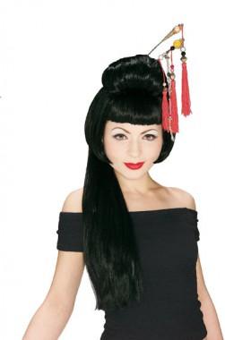 China Mädchen - Perücke - Perücken - 1 Teil - Rubie's