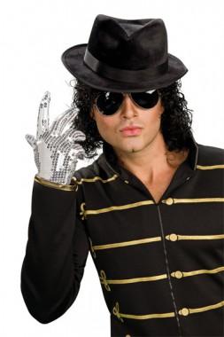 Michael Jackson - Paillettenhandschuh - Zubehör - 1 Teil - Rubie's