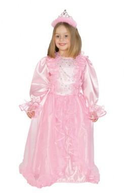 Prinzessin Melody - Kleid - Kinder Kostüm - 1 Teil - Rubie's