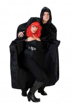 Samtcape mit Kapuze - Kostüm - 1 Teil - Rubie's