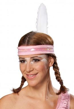 Indianer - Stirnband - bunt - Zubehör - 1 Teil - Rubie's