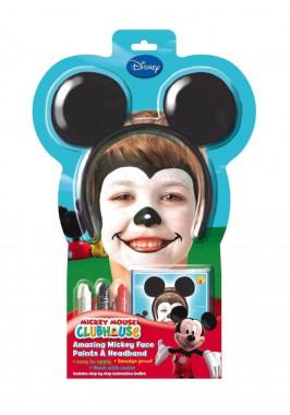 Disney - Micky Maus - Schminkset - Make Up - 3 Teile - Rubie's
