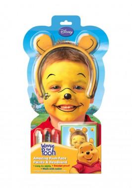 Disney - Winnie Puuh - Schminkset - Make Up - 3 Teile - Rubie's