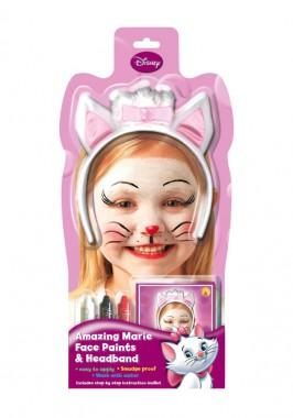 Disney - Marie - Schminkset - Make Up - 3 Teile - Rubie's