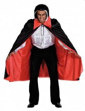 Dracula Cape - Zubehör - 1 Teil - Rubie's