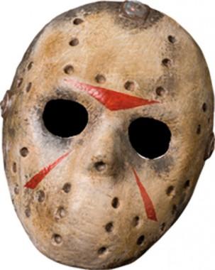 Freitag der 13. - Jason - Eishockeymaske - Maske - 1 Teil - Rubie's