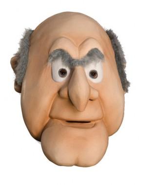 The Muppets - Statler - Deluxe Maske - Maske - 1 Teil - Rubie's