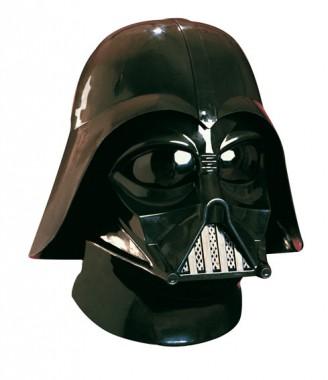 Star Wars - Darth Vader - Maske+Helm - Maske - 2 Teile - Rubie's