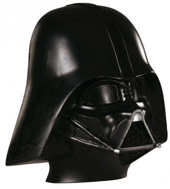 Star Wars - Darth Vader - Halbmaske - Maske - 1 Teil - Rubie's
