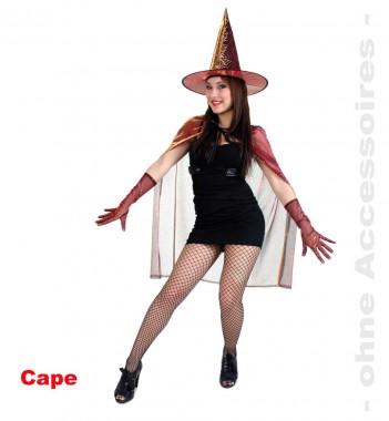 Cape Holo - Kostüm - 1 Teil - Fries