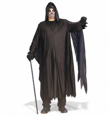 Darkman - Kutte mit Kapuze - Kostüm - 1 Teil - Fries