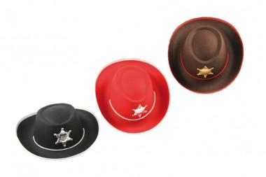 Cowboyhut für Kinder - Zubehör - 1 Teil - Rubie's