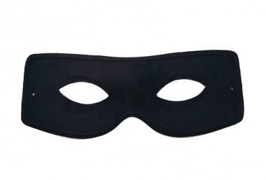 Schwarzer Reiter - Maske - Masken - 2 Teile - Rubie's