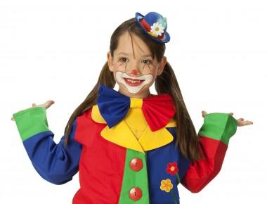 Clownfliege - Zubehör - 1 Teil - Rubie's