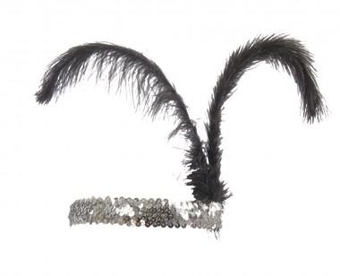 Charleston - Stirnband - Zubehör - 1 Teil - Rubie's