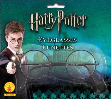 Harry Potter - Brille - Zubehör - 1 Teil - Rubie's