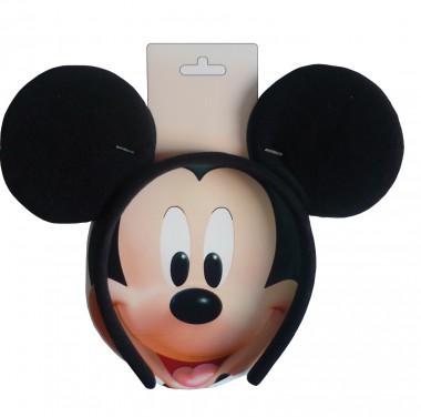 Disney-Micky Maus - Ohren - schwarz - Zubehör - 1 Teil - Rubie's