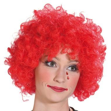 Hair - rote Perücke - Perücken - 1 Teil - Rubie's