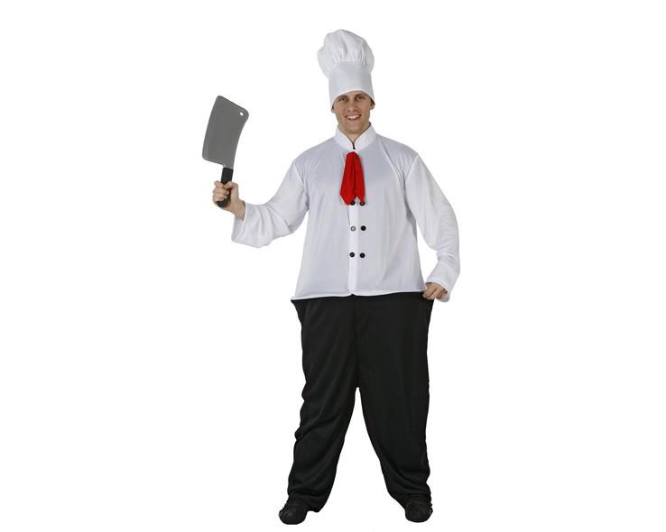 dicker chefkoch