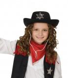 Cowgirl - Halstuch - rot - Zubehör - 1 Teil - Rubie's